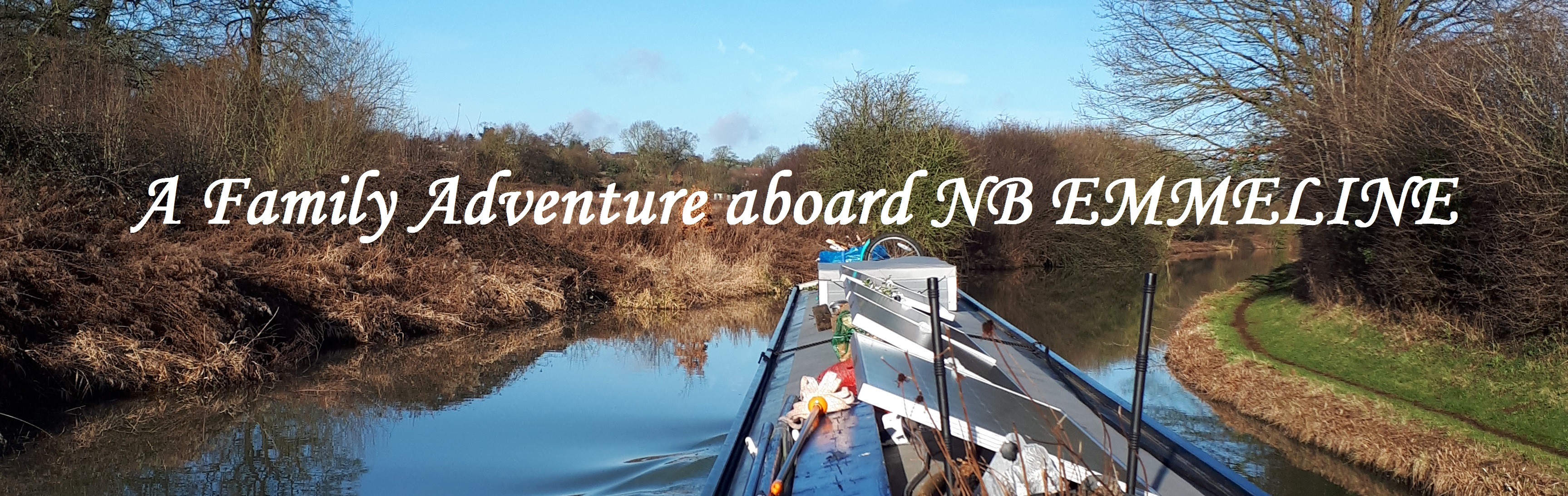 A Family Adventure aboard NB EMMELINE