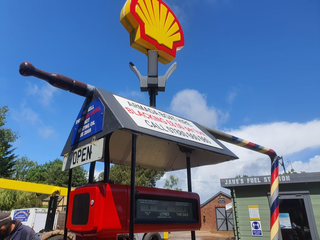 Armada Boat Hire - Fuel Station
